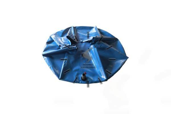 Plastic Frame Support Tank