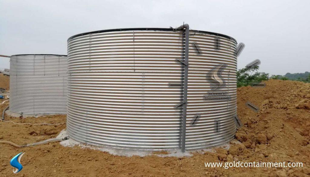 potable water tank liner