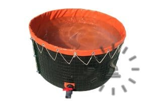 Wire Mesh Supoort Tank